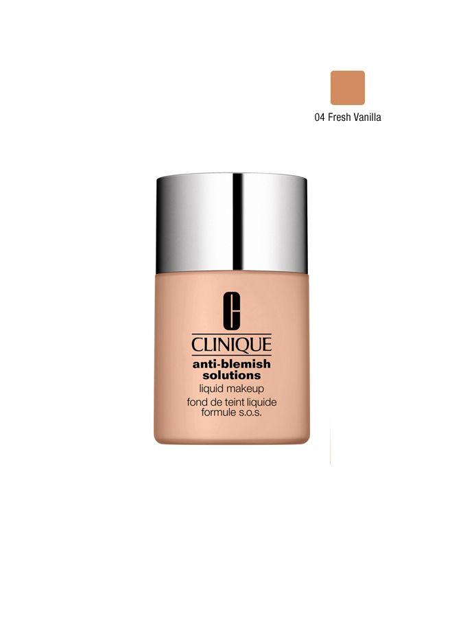 Nawilżający podkład Clinique w kolorze 04 Fresh Vanilla 119 PLN  #sale #limango #foundation #make #up