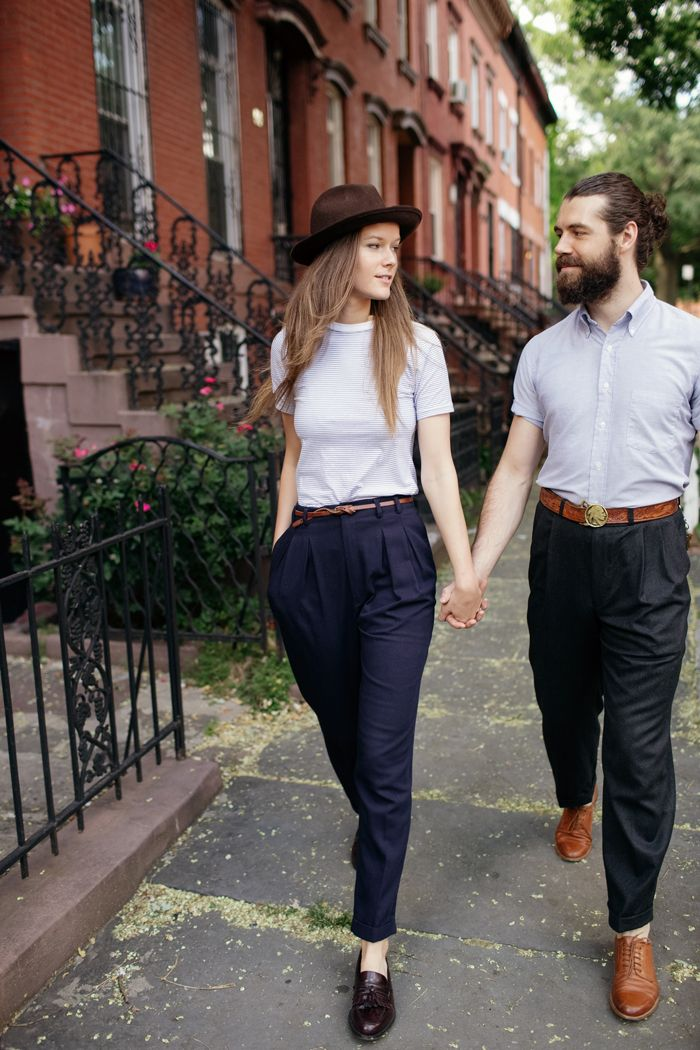Minimalist Couple Outfit                                                                                                                                                                                 More