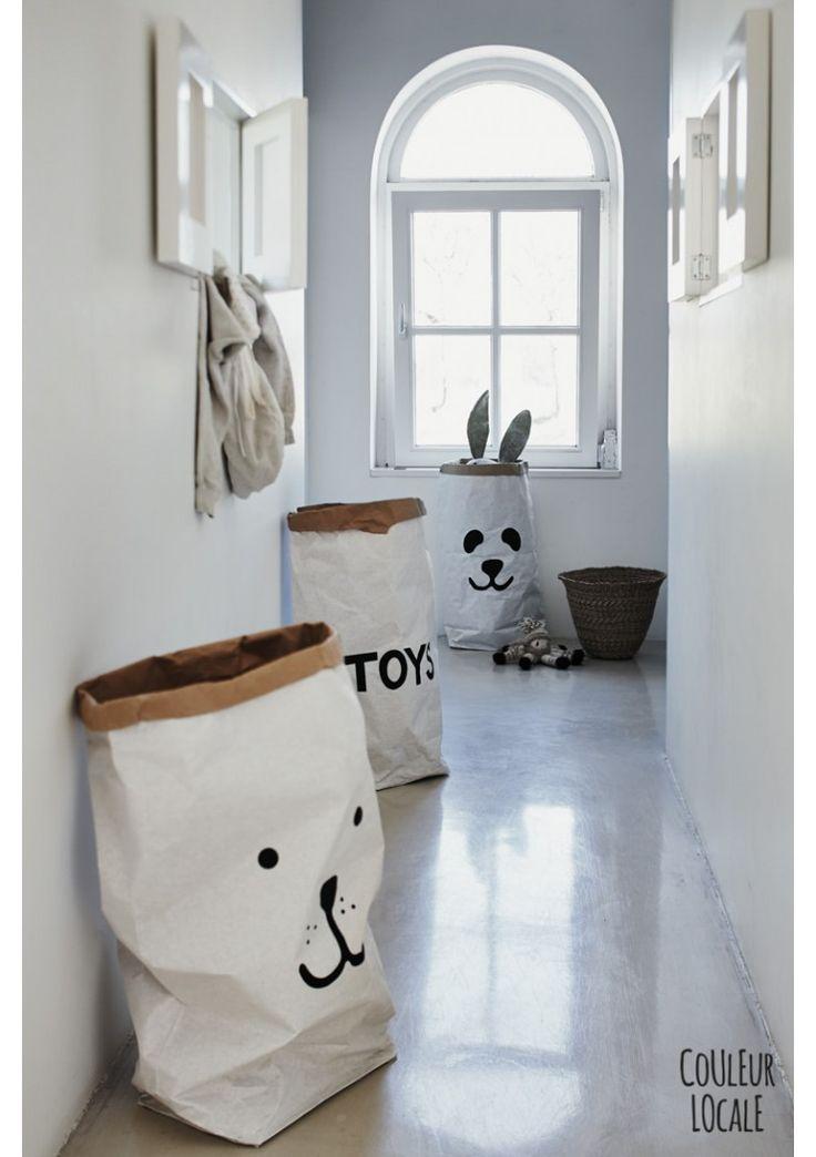 Tellkiddo Paperbag