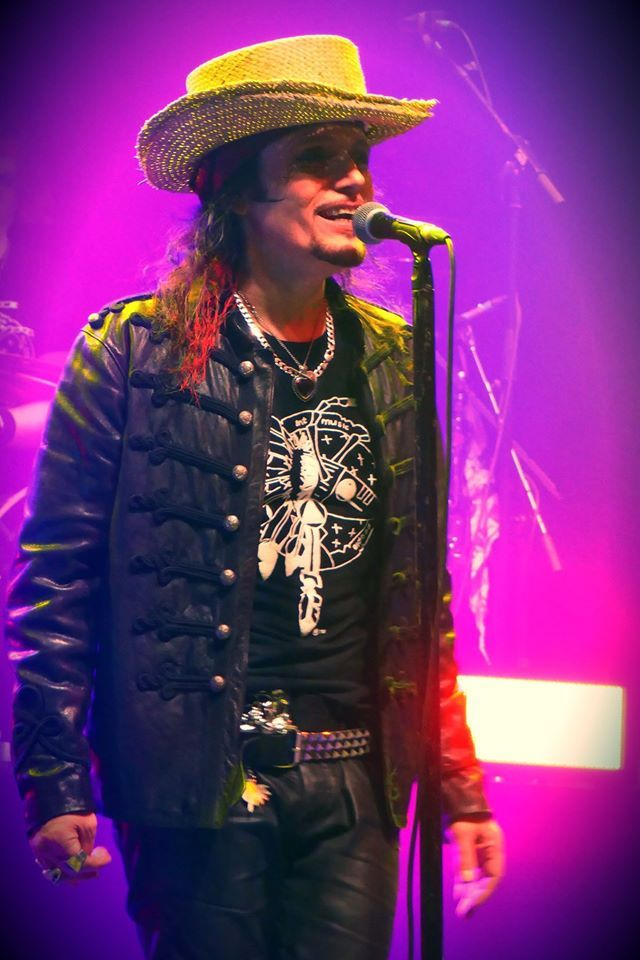 Adam Ant Anthems Tour Newcastle