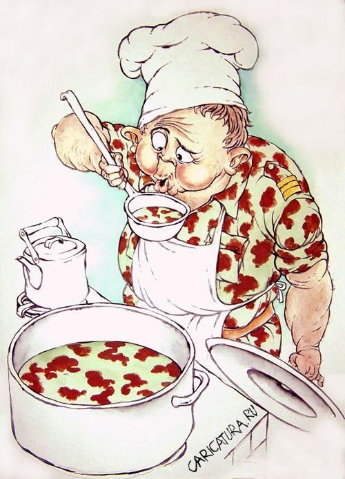 Прикольные картинки про кухню и еду, разное анимационные картинки