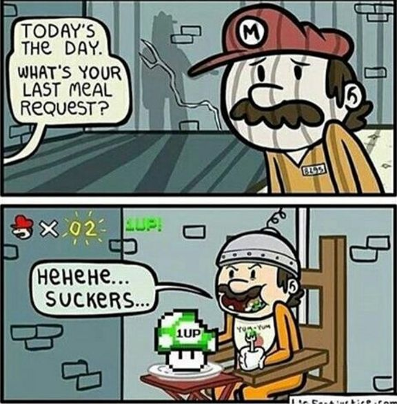 A Revitalizing Feast Was Just What Mario Needed