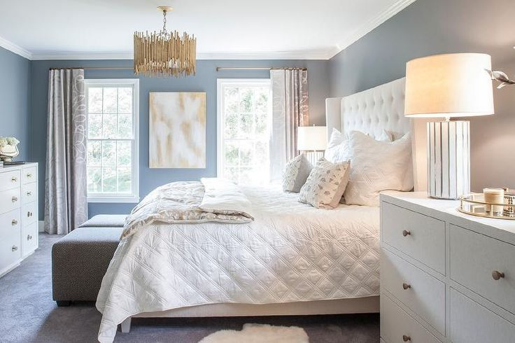 1000 ideas about slate blue bedrooms on blue