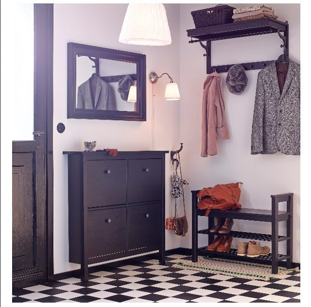 17 Best Ideas About Ikea Entryway On Pinterest