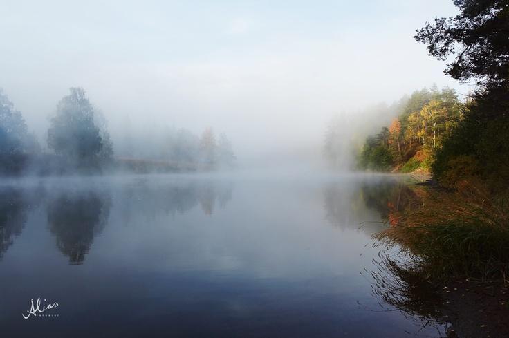 Solitude, Landscape photo from Karhunkierros, Finland