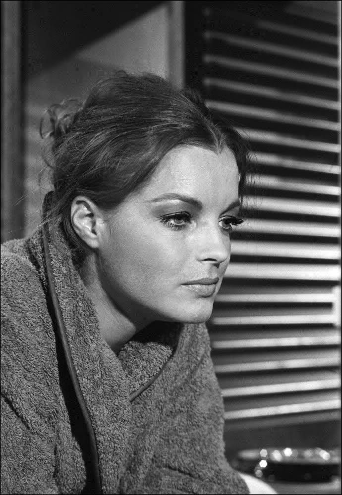 Romy Schneider la beauté faîte femme...
