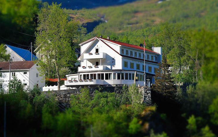 Hotell Utsikten - Hotell Geiranger - Classic Norway