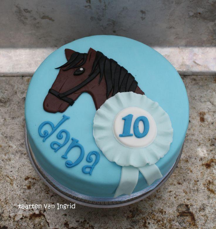 Paard taart / horse cake