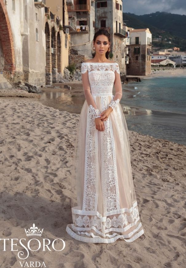 Tesoro 2019 Sicilian Fairytale Story Wedding Dresses Collection