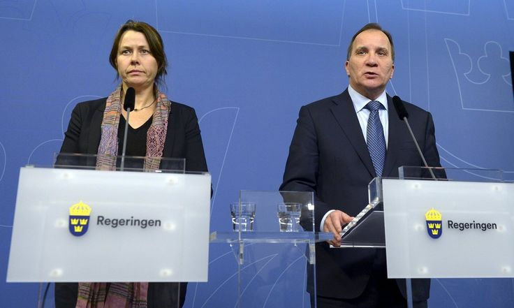 'We simply can't do any more,' prime minister says in announcing Sweden's asylum regime will revert to EU minimum