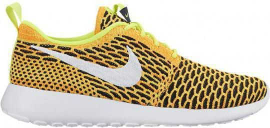 Nike Sneaker - Dames Schoenen Low Top Volt/White-Total Orange-Black online kopen