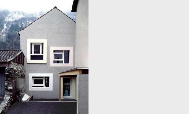 Architekturbüro Clavuot | Phaidon Atlas | Architecture for Architects
