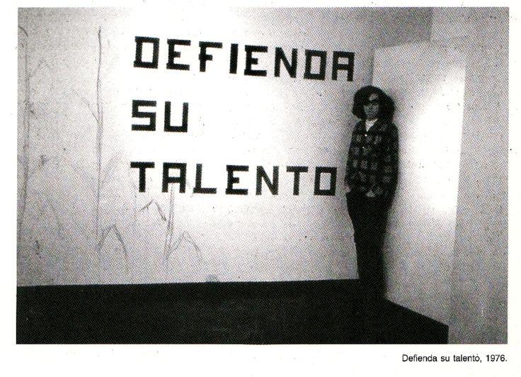 Antonio Caro | defienda su talento
