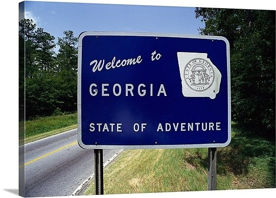 Welcome to Georgia  State of Adventure