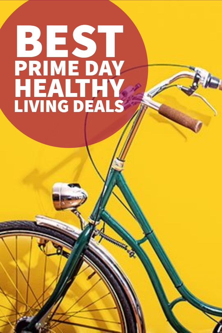 Best Prime Day Healthy Living Deals