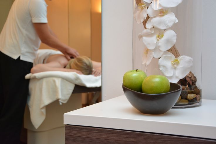 Massage for all employees due to Celebrate our People 2015
