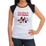 30TH PRIMA DONNA Junior's Cap Sleeve T-Shirt http://www.cafepress.com/jlporiginals/12454103 #30thbirthday #30yearsold #Happy30thbirthday #30thbirthdaygift #30andfabulous #turning30  #happy30th