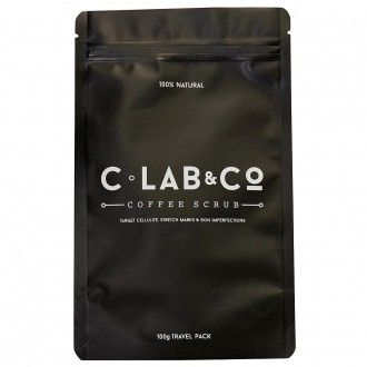 C Lab & Co Coffee Body Scrub 100 g