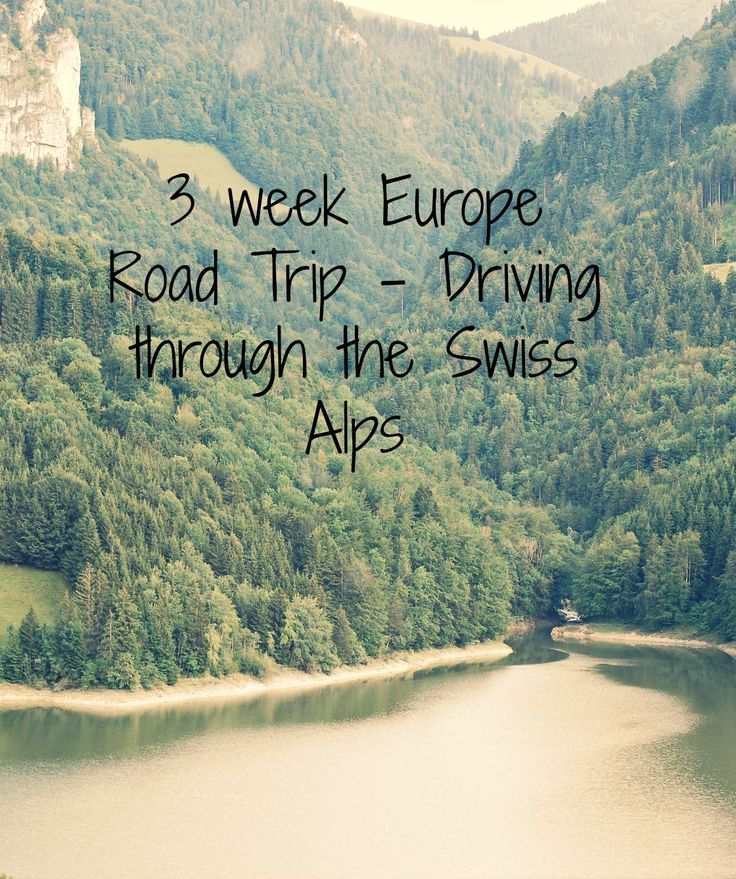 Road trip through 7 countries in Europe - France, Switzerland, Italy, Austria, Slovenia, Croatia and Liechtenstein. See post for useful travel planning and places to visit!