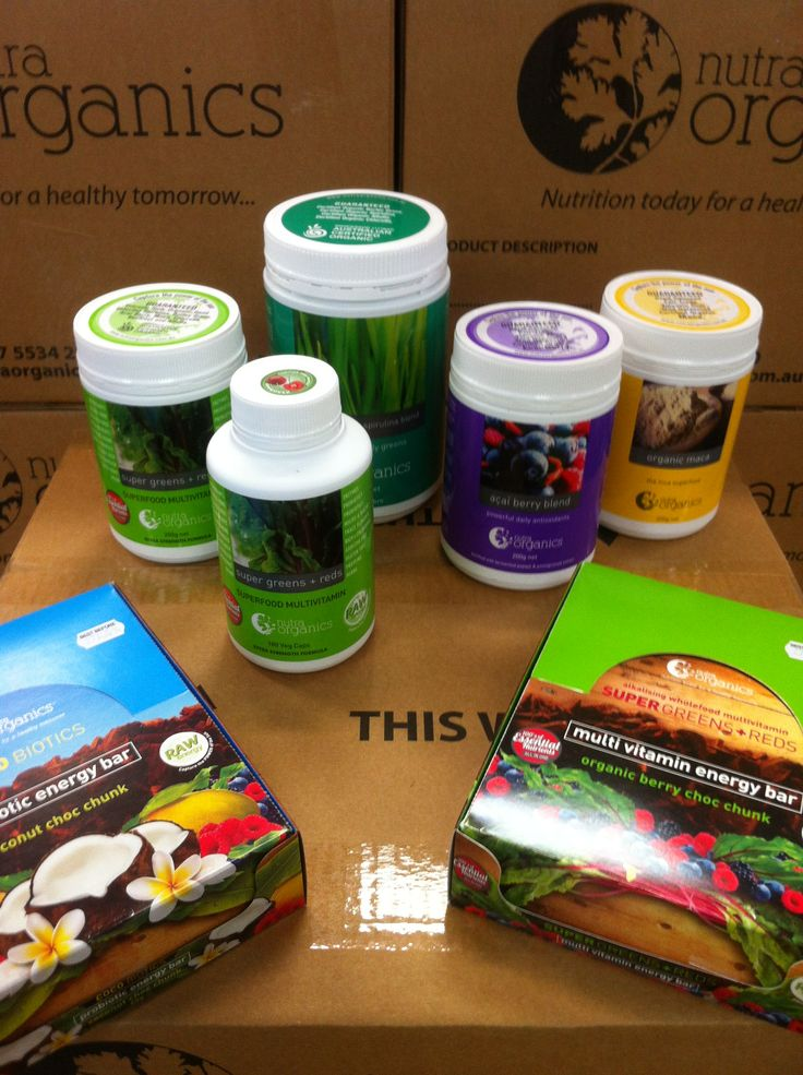 Totally Love our Adults range - have you tried it yet ? check it out at www.nutraorganics.com.au