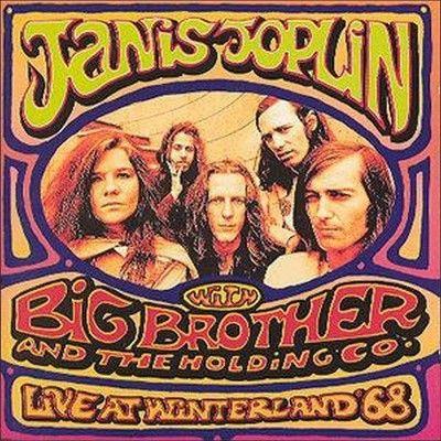 Janis Joplin & Big Brother - Live at Winterland 68 (CD)