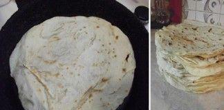 Nejsnadnější recept na domácí pita chléb!