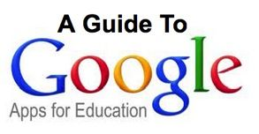 Resources for teachers implementing Google Apps for Education in their classroom