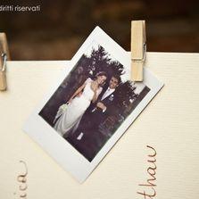 Photo booth con Polaroid |  Wedding designer & planner Monia Re - www.moniare.com | Organizzazione e pianificazione Kairòs Eventi -www.kairoseventi.it | Foto Oscar Bernelli