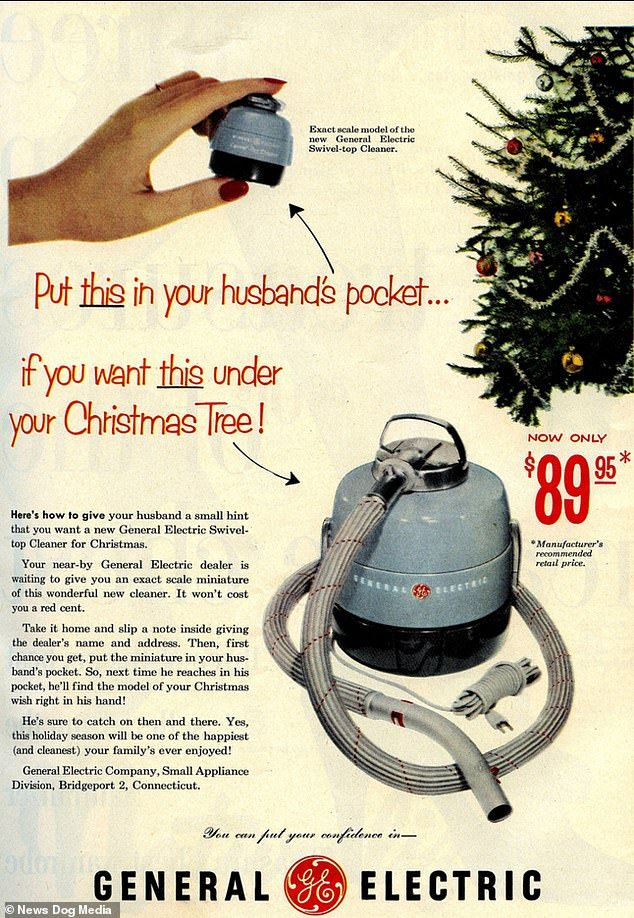 Christmas Vacuum Ads 2020 These vintage Christmas adverts will make you VERY nostalgic in