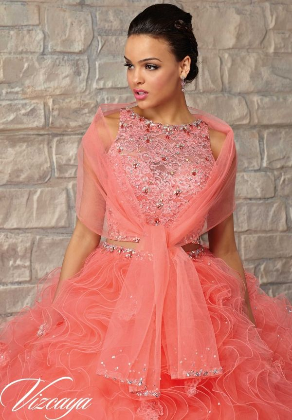 20 best Coral Quinceanera images on Pinterest   Coral, Quinceañera y ...