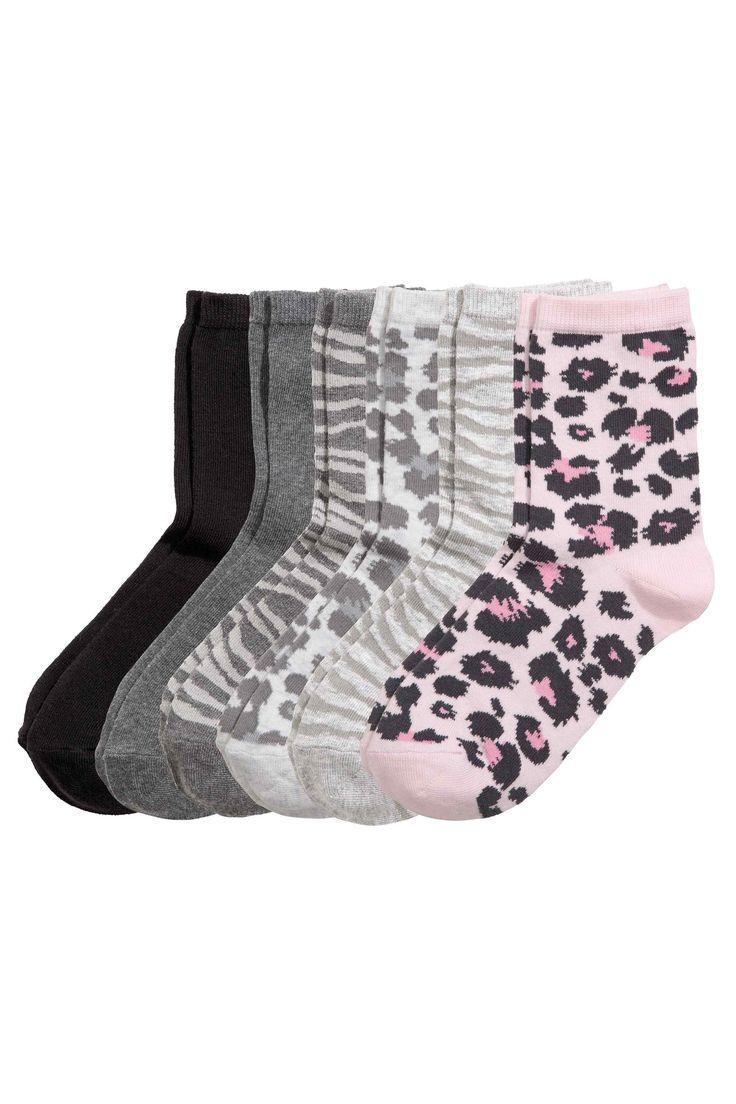 7-pack socks   H&M
