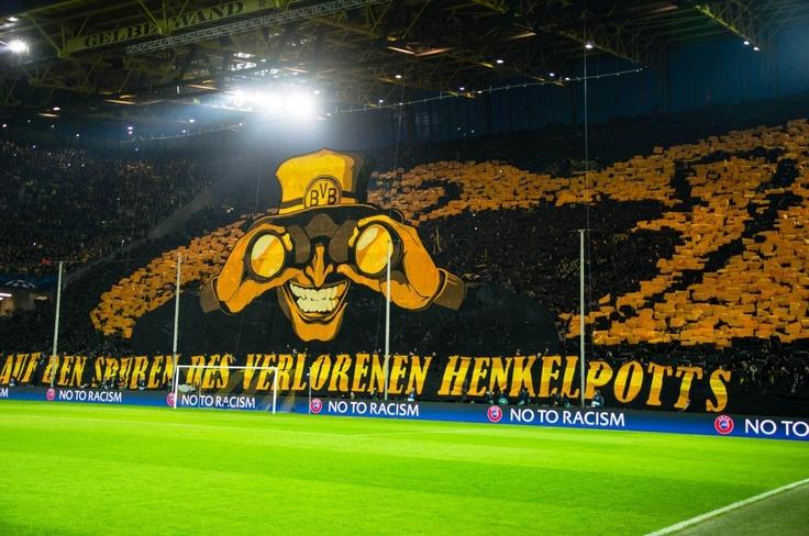snej @ Borussia Dortmund-Málaga