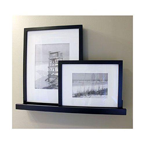 Amazon.com: Ikea Picture Ledge, 21.75 Inch, Black: Home & Kitchen