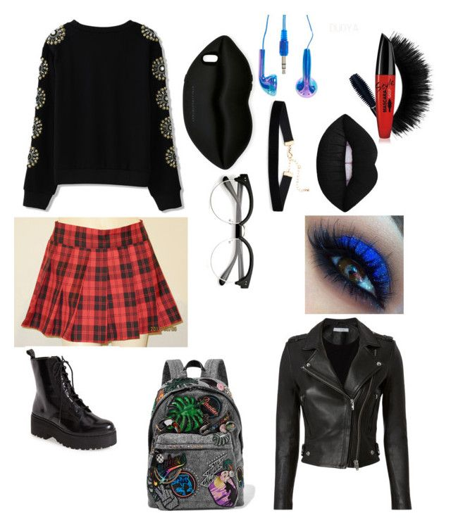Untitled #26 by kariespepman on Polyvore featuring polyvore fashion style IRO Jeffrey Campbell Marc Jacobs STELLA McCARTNEY clothing