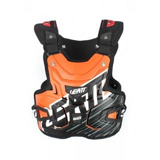 Leatt Armour Lite Shox Orange Chest Protector