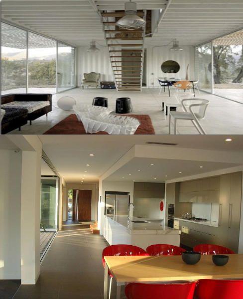 Las mejores creaciones de casas hechas con contenedores - Casa de contenedores ...