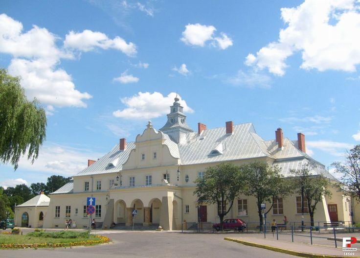 Dworzec kolejowy, Żyrardów - zdjęcia