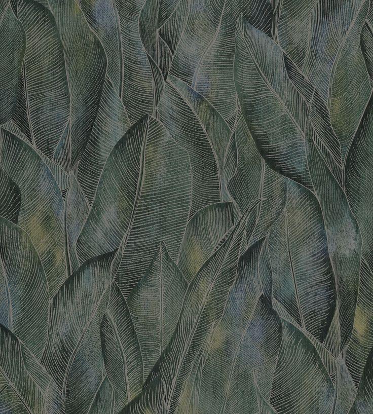 Limba Wallpaper by Casamance | Jane Clayton