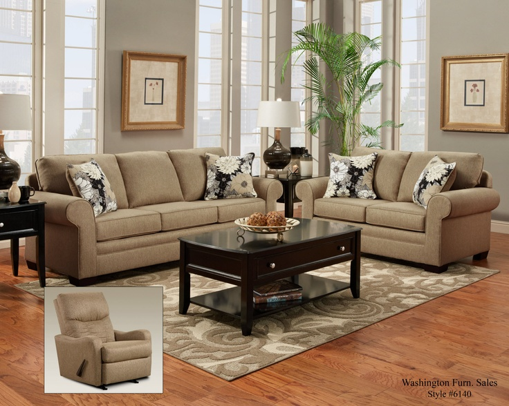 6140 Washington Stoked Wheat Sofa And Loveseat   $718 At  Www.furnitureurban.com. Cheap SofasUrban FurnitureFurniture OutletDelawareLoveseatsStreet  Furniture