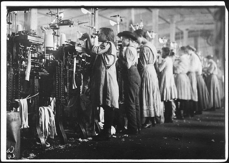 Child labour in the 19th century