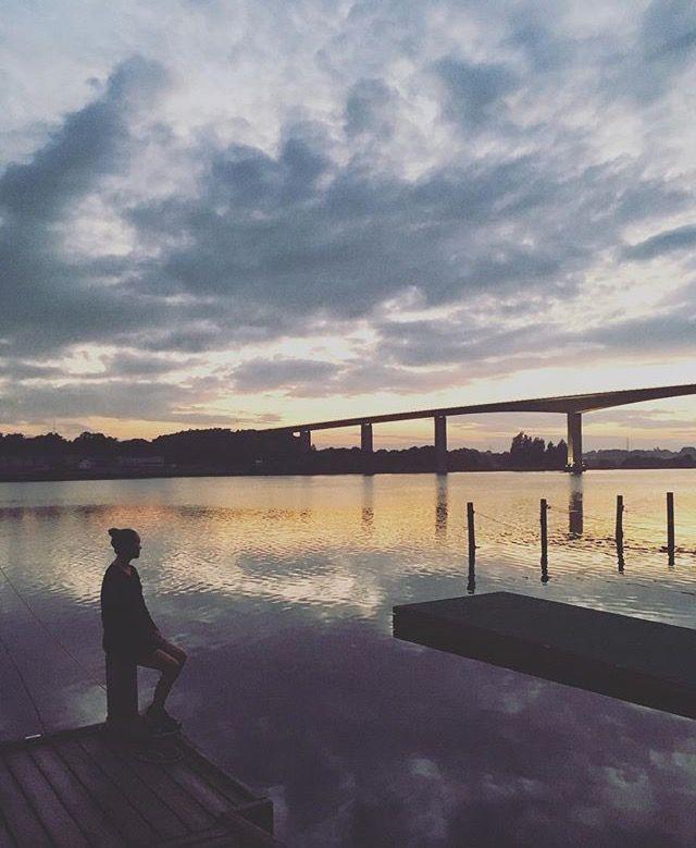 #evenings#withmylove#walkbytheocean#sunsets#enjoyingthemoments#feelingloved#sistertime👭