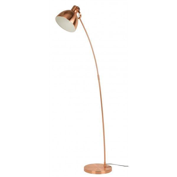 Vloerlamp Blush Koper Zuiver - DesignOnline24