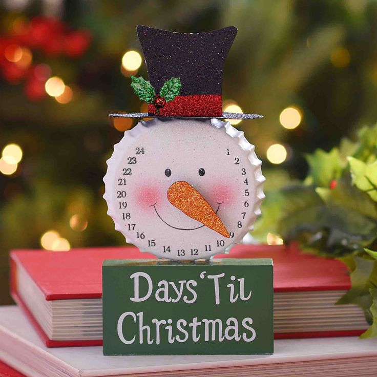 The countdown to Christmas is almost upon us! A little help from Kirkland's 'Glittered Christmas Countdown Snowman Statue' is sure to kick off the decorating season in style. Keep track of the days until Santa and his reindeers make their anticipated appearance. This statue is the perfect way to get your family in the Christmas spirit!