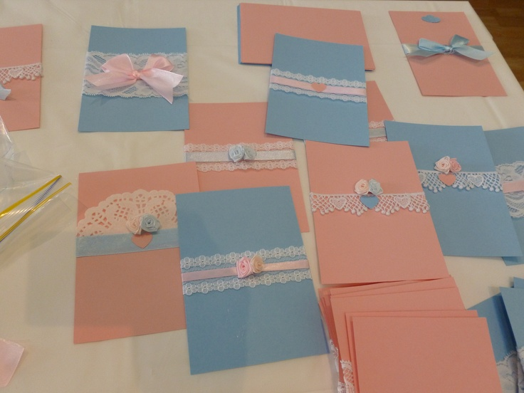 Invitation making