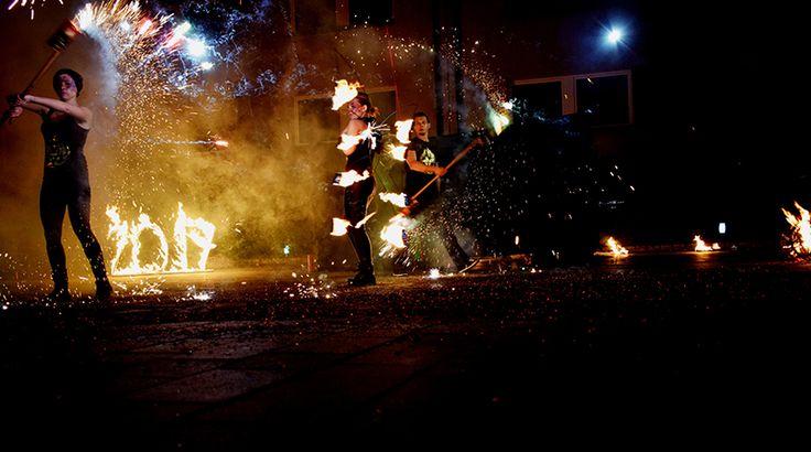 Pokazy Ognia Fireshow