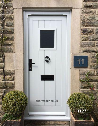 Elegant Oak Cottage Doors Framed Ledged Oak Or Painted Hardwood