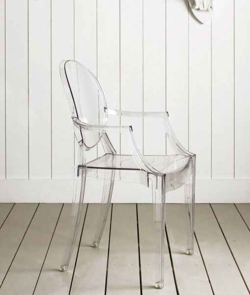 Nice Kartell Louis Ghost Chair