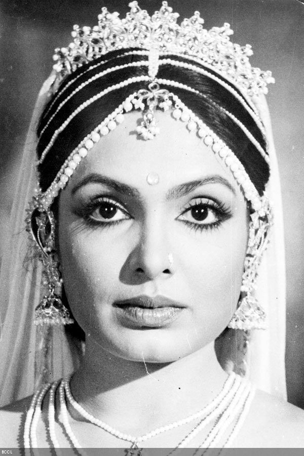 50 Beautiful Faces in Bollywood: Praveen Babi