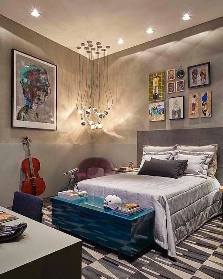 108 best dekorasi kamar tidur images on pinterest bed for Decor kamar tidur