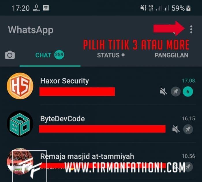 Cara Membuat Whatsapp Menjadi Dark Mode Firman Fathoni Cara Membuka 2 Akun Whatsapp Dalam 1 Hp Whatsapp Clone No Root Trik Cara Memb Remaja Membaca Youtube